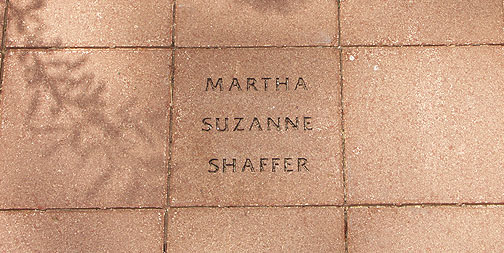 Engraved Paver, Large
